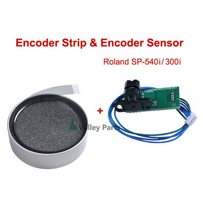 Encoder Strip & Linear Encoder Board /Sensor for Roland SP-540I/300I, VP-540/300