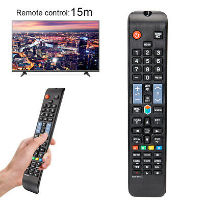 Samsung Universal TV Remote Control NO PROGRAMMING Smart 3D HDTV LED LCD 000