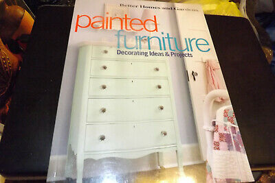 Painted Furniture Decorating Ideas & Projects guidebook