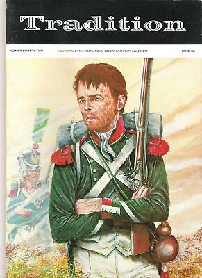 Tradition Magazine - International Society of Military Collectors - Issue 72