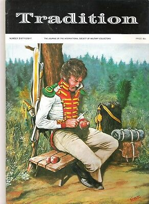 Tradition Magazine - International Society of Military Collectors - Issue 68