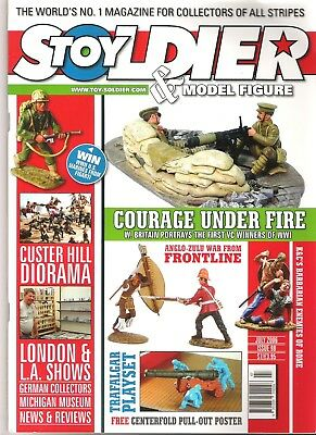 Toy Soldier  Model Figure - Issue 98