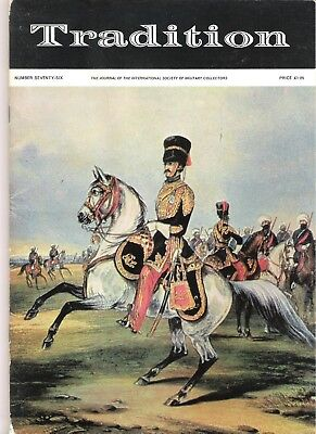 Tradition Magazine - International Society of Military Collectors - Issue 76