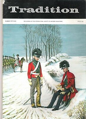 Tradition Magazine - International Society of Military Collectors - Issue 56