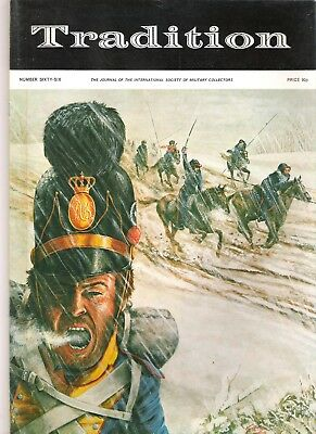 Tradition Magazine - International Society of Military Collectors - Issue 66