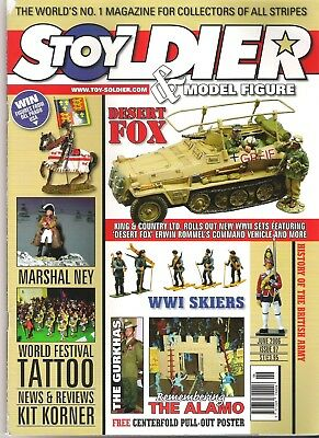 Toy Soldier  Model Figure - Issue 97