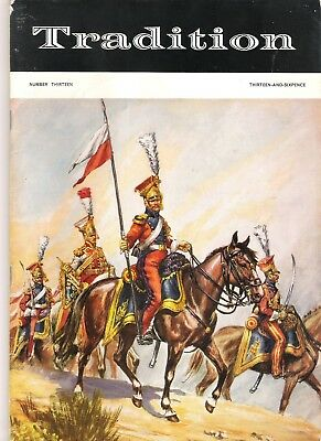 Tradition Magazine - International Society of Military Collectors - Issue 13