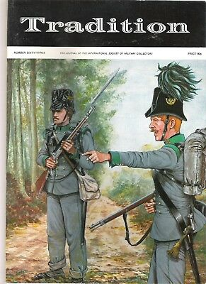 Tradition Magazine - International Society of Military Collectors - Issue 63