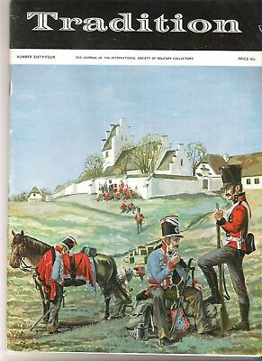 Tradition Magazine - International Society of Military Collectors - Issue 64