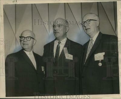 1960 Press Photo Newly Elected Officers of National Association of Accountants