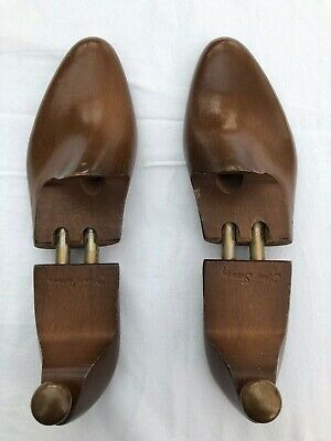 pair of oliver sweeney vintage shoe stretchers ( made in france ) size 11
