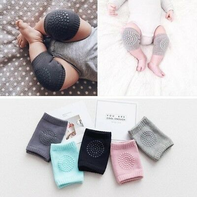 Baby Soft Anti-slip Elbow Protector Crawling Knee Pad Infant Toddler Safety