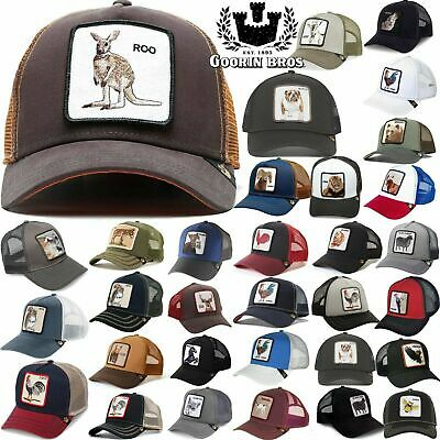 84b3b668 New Goorin Bros Snapback Trucker BASEBALL Hat Cap Adjustable Animal² Farm