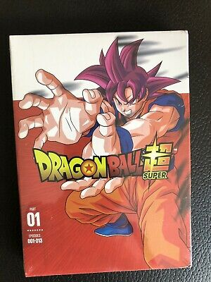 Dragon Ball Super: First Part One 1 (DVD, 2017, 2-Disc Set)