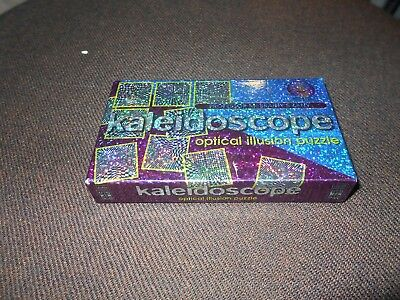 Professor Mcbrainys  Kaleidoscope Optical Illusion Puzzle