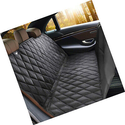 Dog Cat Car Seat Cover Waterproof Hammock For Pet SUV Back Rear Bench Van NEW