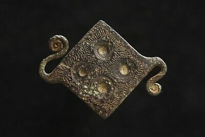 Beautiful Celtic Romano British Mount Comes With Museum PAS Report