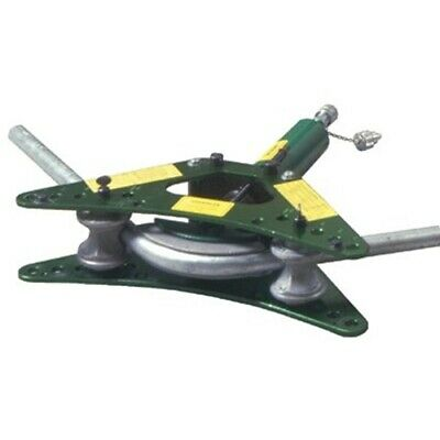 """Greenlee 880E975 1"""" To 2"""" Conduit Bender With Electric Hydraulic Pump"""