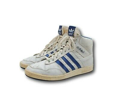 France Basketball 80's Pro Conference Hi High Sneakers Vintage Adidas Top 6yfb7g