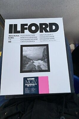 Ilford Photo Paper RC