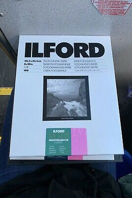 ILFORD MULTIGRADE IV RC Portfolio - B&W