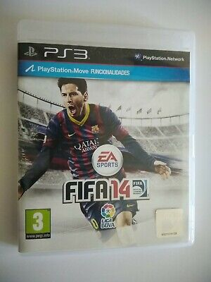 FIFA 14 - PS3 - PAL - Castellano. En perfecto estado