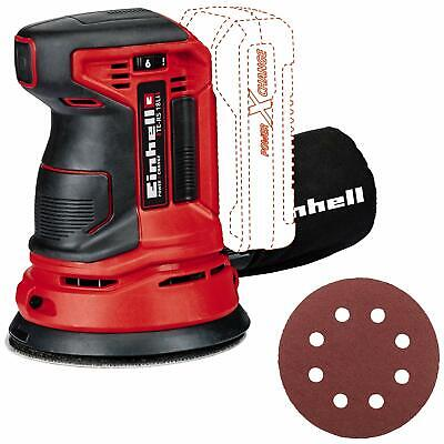 1499791-Einhell 4462010 Levigatrice Rotorbitale Te-Rs 18 Li, Power X-Change, Ion