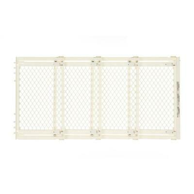 North States - Extra Wide Gate - Ivory