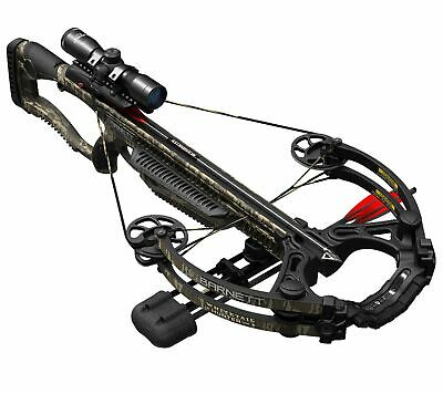 Barnett Whitetail Hunter STR 4x32 Scope 375FPS MO Camo Crossbow Package 78263