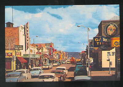 New Mexico, US States, Cities & Towns, Postcards