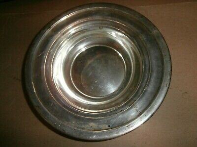 Antique La Pierre 77 Sterling Silver Bowl  150.25 Grams
