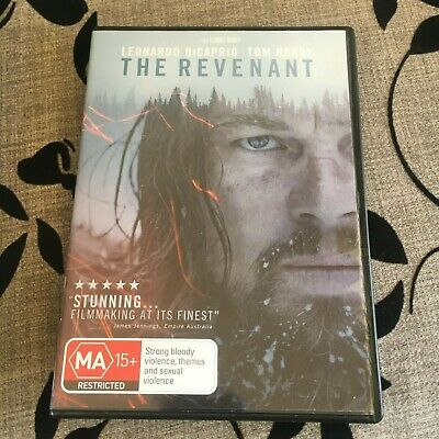Leonardo Dicaprio, The Revenant Dvd
