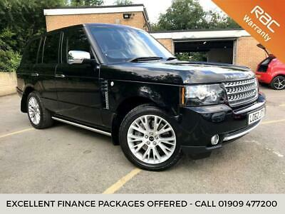 2012 62 Land Rover Range Rover 4.4 Tdv8 Westminster 5D Auto 313 Bhp Deployable S