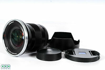 Zeiss 21mm F/2.8 Distagon ZE T* Manual Focus Lens for Canon EF Mount