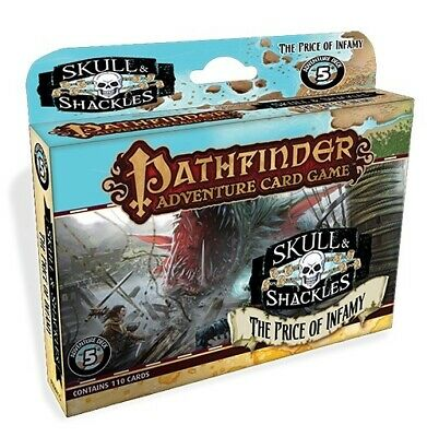 Pathfinder Card Game Skull /& Shakles The Land of the blind Sorry Pack
