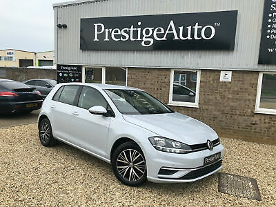 2017 67 Volkswagen Golf 1.6 TDI SE Nav DSG 7 SPEED AUTOMATIC FVWSH 34K NEW SHAPE