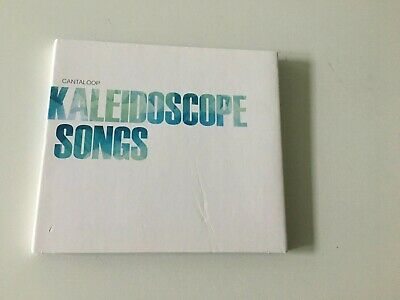 CD Cantaloop Hamburg  Kaleidoscope songs 2017