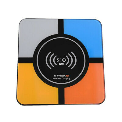 Smart Android 9.0 TV Box UHD 4K VP9 H.265 4 Go / 32 Go 2,4 G WiFi HD