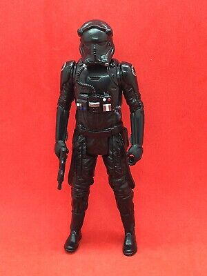 """Star Wars The Force Awakens 3.75"""" First Order Tie Fighter Pilot Loose Complete"""