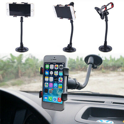 Universal 360° Car Windscreen Dashboard Holder Mount For GPS Mobile Phone LN