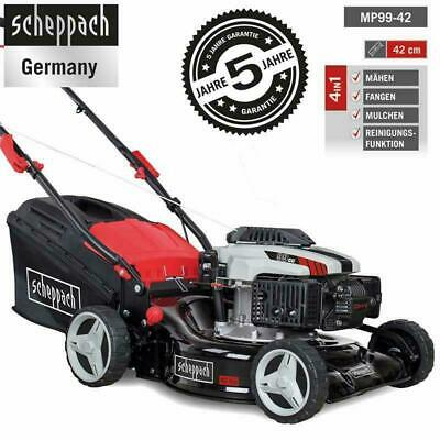 Scheppach essence tondeuse a gazon mp99-42  Largeur de coupe 42 cm
