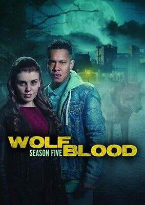 WOLFBLOOD TV SERIES COMPLETE SEASON FIVE 5 New Sealed DVD Wolf Blood