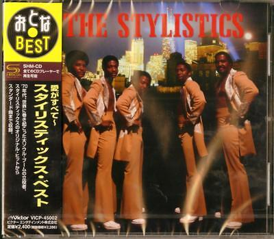 The Stylistics-Can't Give You Anything - Stylistics Best-Japan Shm-Cd F00