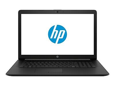 HP Notebook 17 Zoll - AMD Dual Core - 8GB - 480GB SSD - DVD - Win10