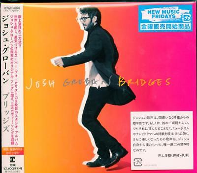 Josh Groban-Bridges-Japan Cd F30