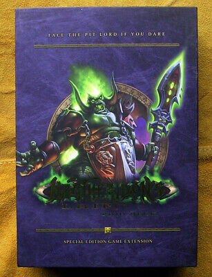 Wow Magtheridon's Lair Raid Deck  World Of Warcraft. Unopened. Sealed Cards.