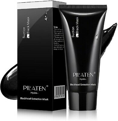 PILATEN Blackhead Remover Deep Cleansing Face Mask Purifying Peel Black Suction