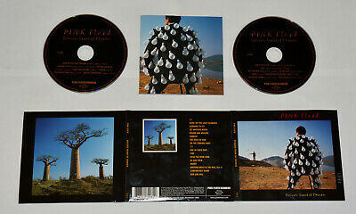 DELICATE SOUND OF THUNDER By PINK FLOYD (Digipak) (CD, 2016, Pink Floyd Records)