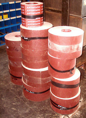 """4"""" Wide X 50' Sandpaper Roll For Sanders 150 Grit-Multi Roll Deals Available!"""