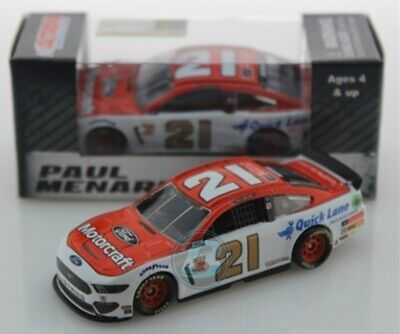 2019 Paul Menard #21 Motorcraft 1:64th Scale Gold Series Mustang IN STOCK
